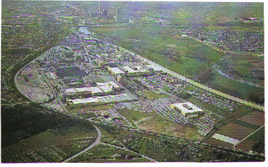 The Neckarsulm Plant Has A Visitors Center Looks Like Small Car Dealership Where Customers Can Pick Up Their New Here Is One Of Nearby Lots