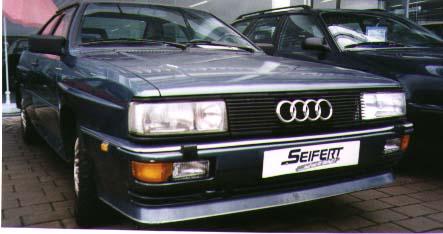 Audi Factory Tour, Neckarsulm, Germany