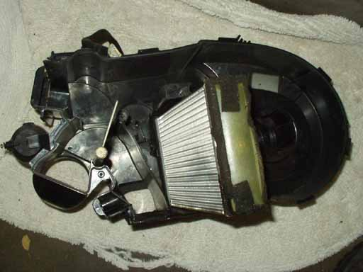 heater core replacement rh sjmautotechnik com 1992 Audi V8 1990 Audi 100