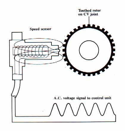 Rear Wheel Hub Diagram